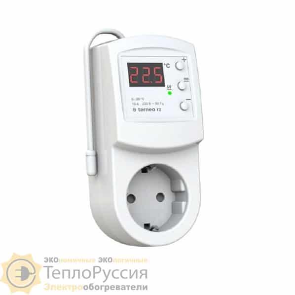 terneo rz 3 1 - Экономичные электрообогреватели нового поколения